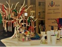 Συμμετοχή σε Χριστουγεννιάτικη Εκδήλωση στο Πολιτιστικό Κέντρο του Δ.Ευόσμου