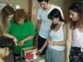 Συνεργασία με το τμήμα θεάτρου  της Σχολής Καλών Τεχνών του ΑΠΘ