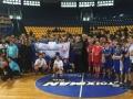 Οι αθλητές της ΕΨΥΚΑ στο NICK GALIS HALL