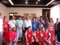 Στη Ρόδο η ομάδα μπάσκετ της ΕΨΥΚΑ
